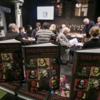 promocja książki SZEKSPIROMANIA