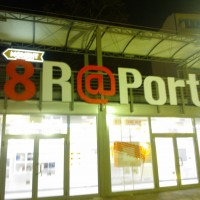8R@Port, CultureBox, Gdynia